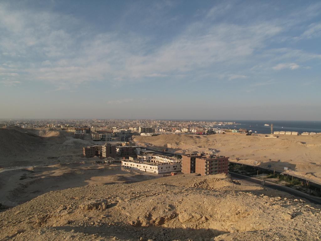 Dovolená v Hurghadě, 1. část