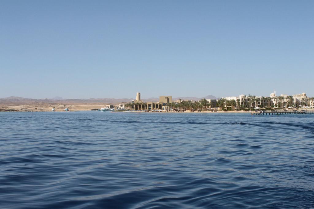 Dovolená v Port Ghalibu
