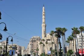 Alexandria - mešita