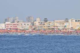 Alexandria - pláž Vanesia