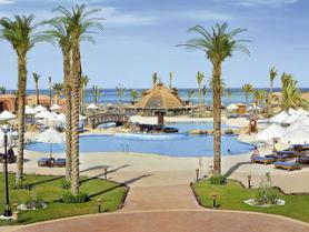 Egyptský hotel Sentido Oriental Dream Resort s bazénem