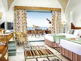 Egyptský hotel Sentido Oriental Dream Resort - ubytování
