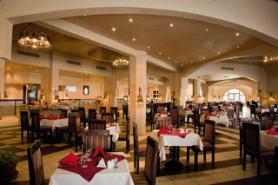 Egyptský hotel Sentido Oriental Dream Resort s restaurací