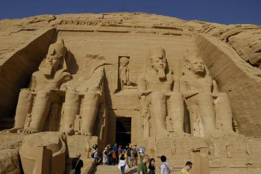 Chrám Ramesse II., Abú Simbel
